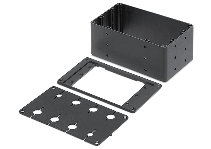 Cable Cubby Cable AAP/Bracket for EBP 1200C enclosure supports up to eight AV cables or three AAPs