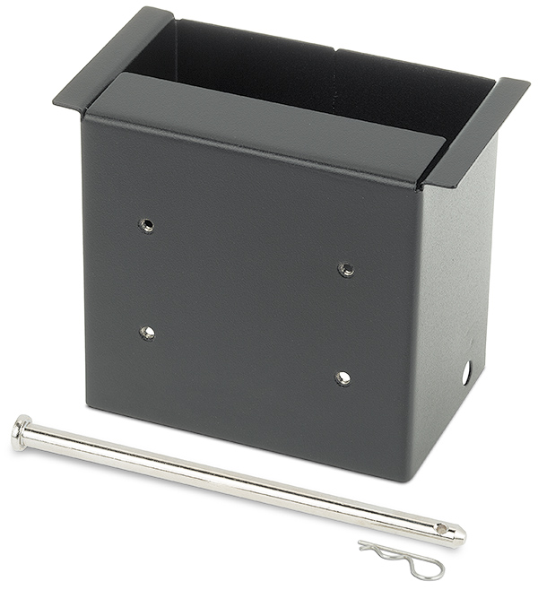 Retractor Bracket Kit – Triple for Cable Cubby 1200/1400 enclosures, supports up to three additional Retractor modules
