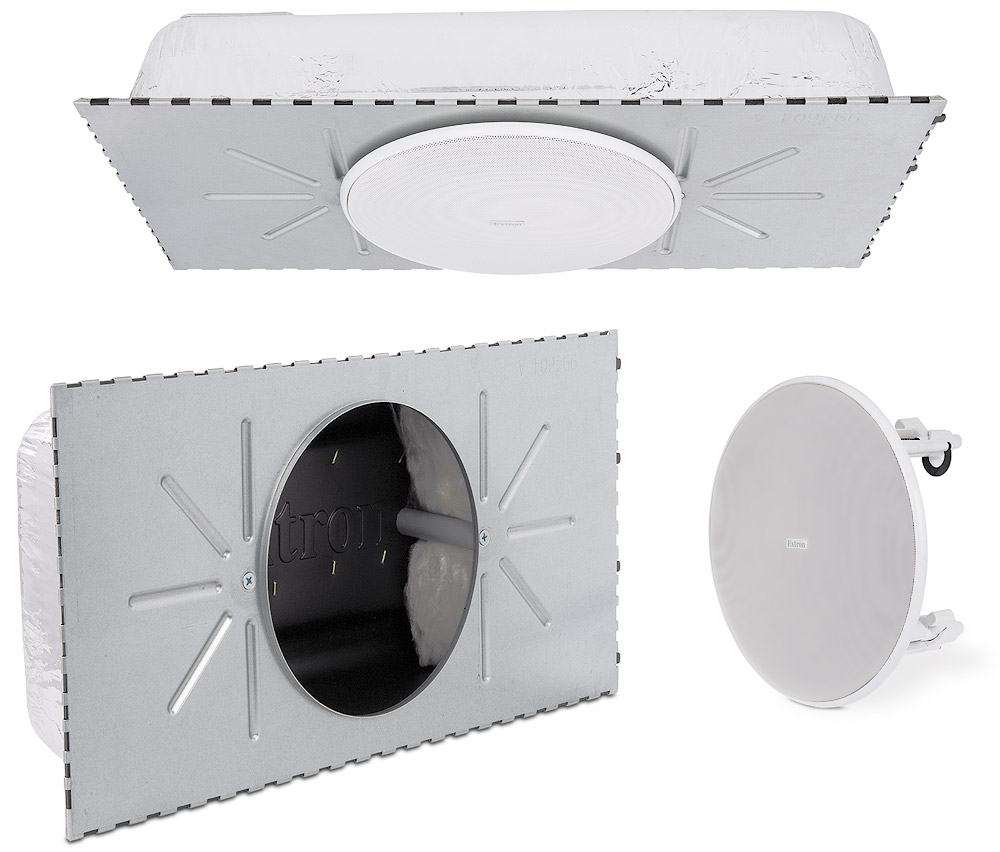 Complete CS 123T SpeedMount Ceiling Speaker System