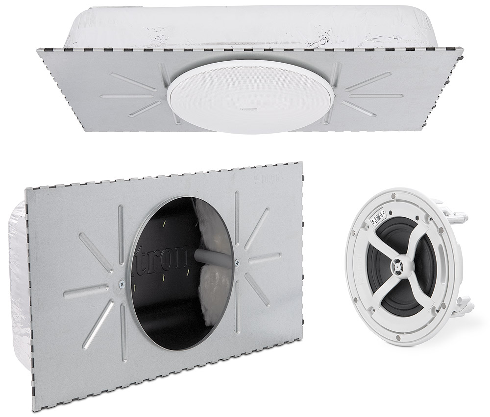 Complete CS 1226T SpeedMount Ceiling Speaker System