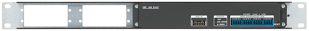 EBP 108 RAAP - Unpopulated Rear