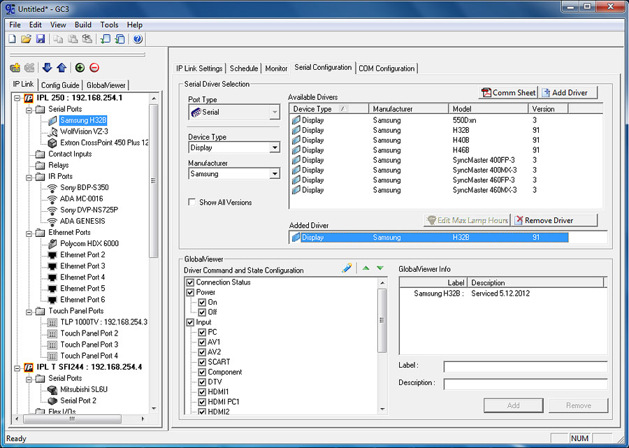 Global Configurator - Software | Extron