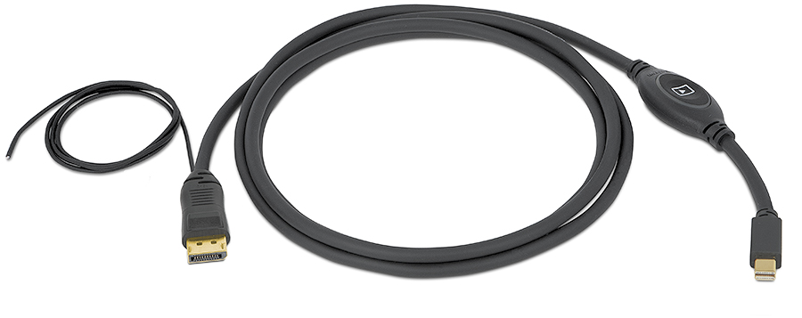 MDP-DP SM – full cable view