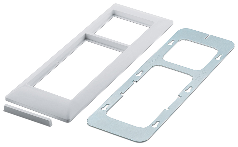 MLM 84 Flex55 Frame and Mounting Plate