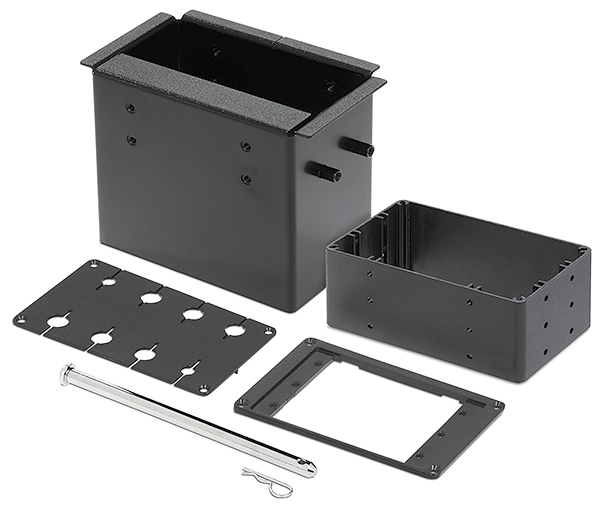 Cable Cubby Cable AAP/Bracket for NBP 1200C enclosure supports up to eight AV cables or three AAPs