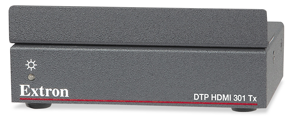 RFF 054 Shown installed in optional DTP HDMI 301 Tx  – front view