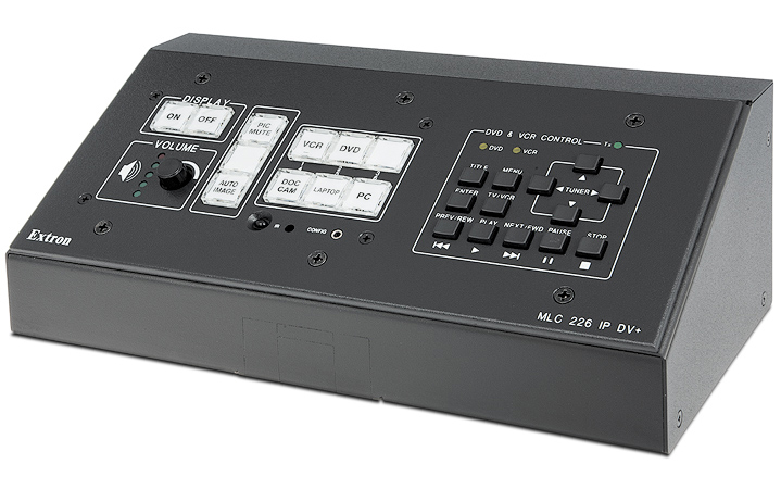 SMB 105 shown with optional MLC 226 IP DV+