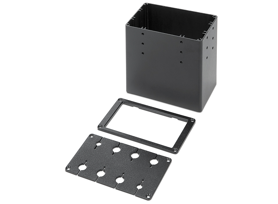 Cable Cubby SM Bracket Kit – 8 Cable bracket, fits Cable Cubby 650 UT, Cable Cubby 1202, Cable Cubby 1252 MS, Cable Cubby 1402, EBP 1200C, NBP 1200C and TLP Pro 725C