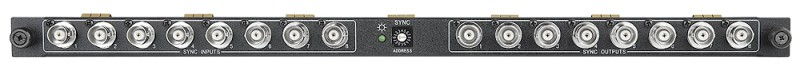 SMX 88 SYNC - 8x8 Single-channel Sync; 1 Slot