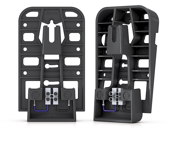 Surface Mount Kit for SM 3 - Black