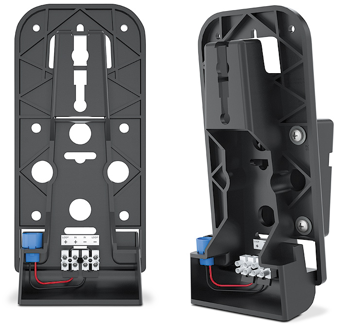 Surface Mount Kit for SM 26 - Black