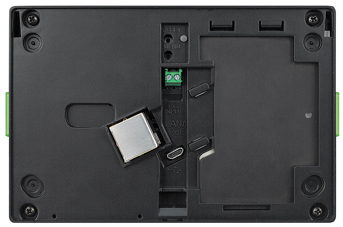 TLC Pro 526M - Back Without Port Expansion Adapter