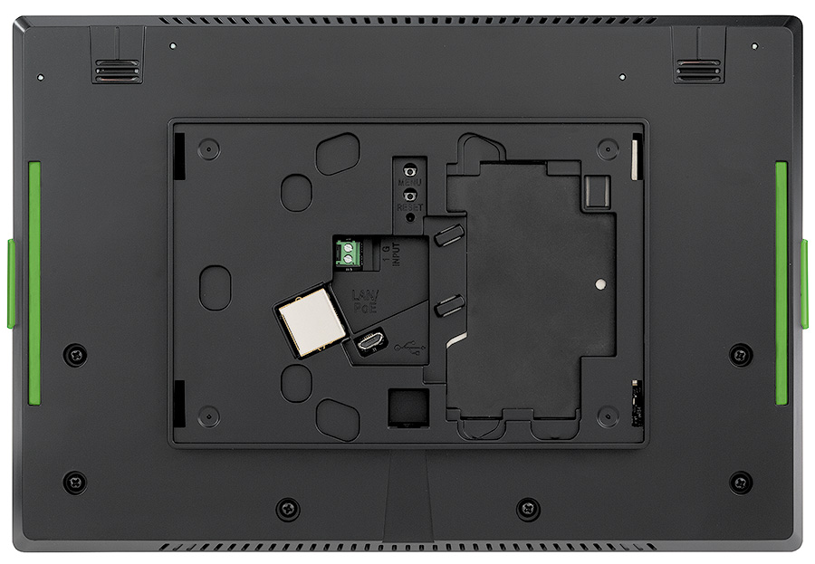 TLC Pro 1026M - Back without Port Expansion Adapter