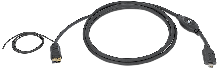 USBC-DP SM – full cable view