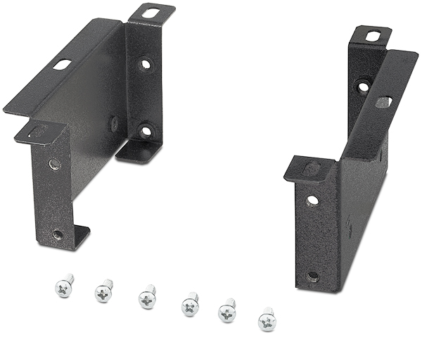 UTM 100 Primary Bracket mounts directly to the undersurface of furniture