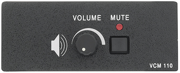 VCM 110 AAP – Volume and Mute Controller