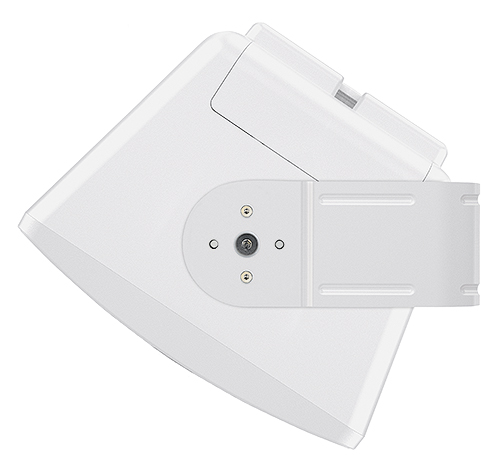 Yoke Mount for SM 26 – Bottom View, White