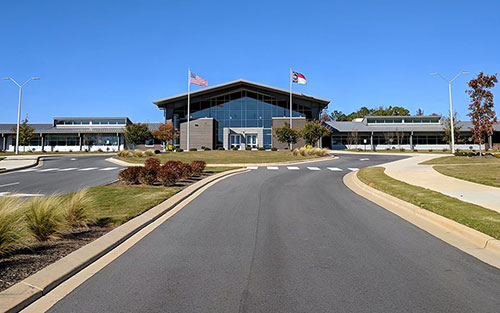 Extron XTP and Programmable Control Empower Smart AV at Chatham County Conference Center