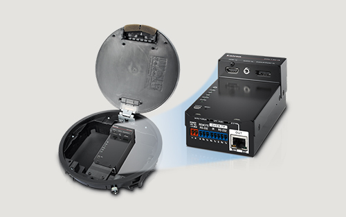 Extron Introduces Unique 4K/60 @ 4:4:4 Two Input Floor Box Transmitter with HDCP 2.2 Compatibility