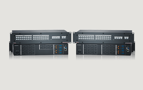 Extron Announces New Feature-Packed 4K/60 4:4:4 HDMI Matrix Switchers in 16x8 and 16x16 Sizes
