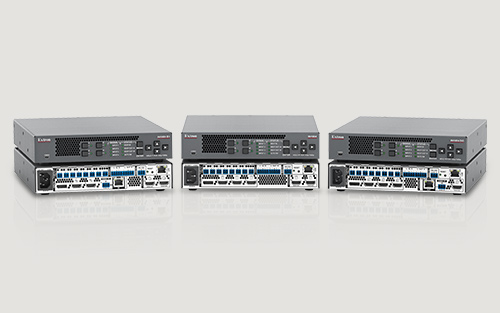 Extron IN1804 Series of 4K/60 Seamless Scaling Switchers Now Available
