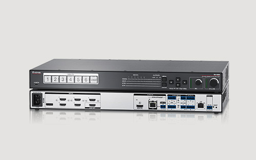 Extron Adds IN1806 with 4K/60 @ 4:4:4 Scaling to Presentation Switcher Lineup