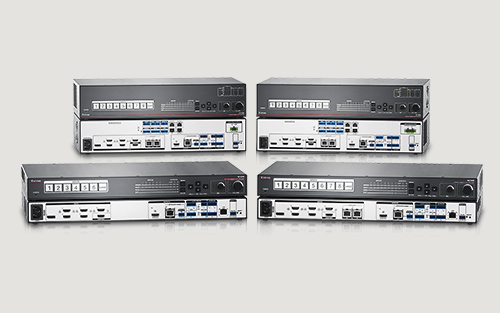 Extron Now Shipping the Ultimate 4K/60 Presentation Switchers