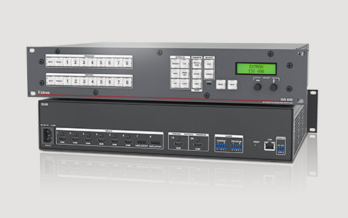 Extron Now Shipping Next Generation True Seamless 4K/60 Switcher