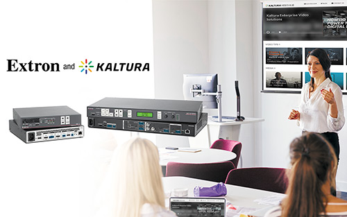 New App Leverages the Power of SMP Series Capture with Kaltura Management Tools