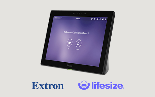 Extron and Lifesize Work Together to Enhance Collaboration Spaces