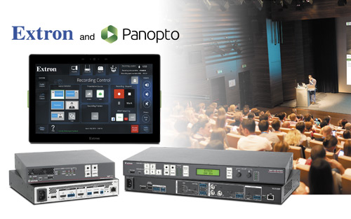 SMP 300 Series Integrates Seamlessly with the Panopto Enterprise Video Platform