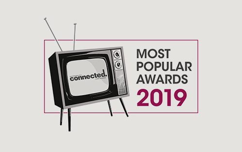 Extron Wins Four Most Popular Awards from Readers of Connected Magazine