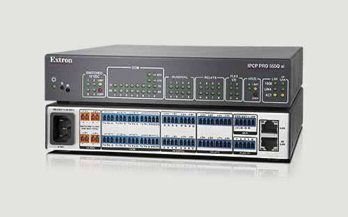 White Paper: Extron Multi-Network Control Processors