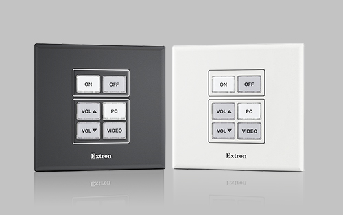 Extron Expands NBP Network Button Panel Series with More Models
