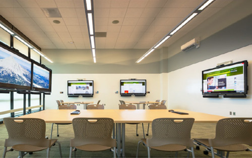 Extron DTP Systems and USB Products Empower PSU's Immersive Environment