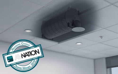Extron Wins AVNation's Best of 2019 Award for Best Speaker / Speaker Technology