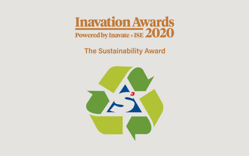 Extron Wins First Ever Inavate  Sustainability Award