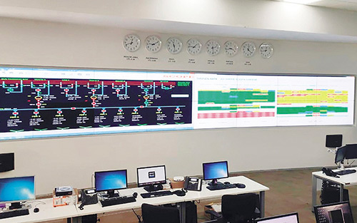 Extron Quantum Elite Helps Suzlon Energy's Monitoring Center Operate 8,700+ Wind Turbines Across India