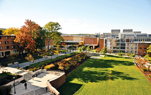 University of Scranton Standardizes Campus AV with Extron
