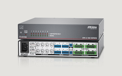Extron Receives Glowing Independent Review of XPA Ultra Amplifiers