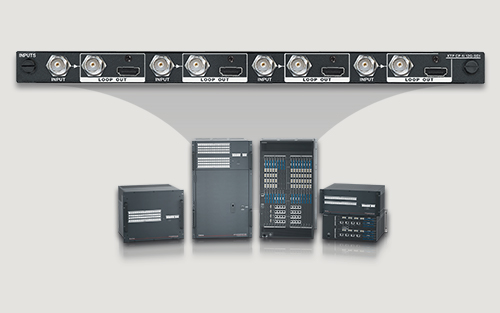 Extron Announces New XTP Input Board that Supports 12G-SDI Data Rates