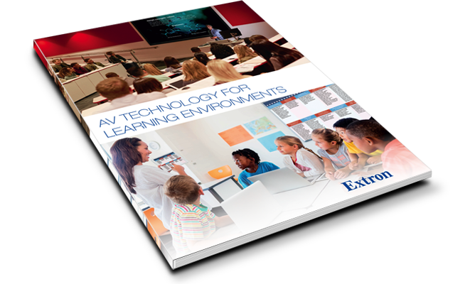 Comprehensive Resource for AV in Education Applications