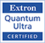 Extron Quantum Ultra Certifed Products