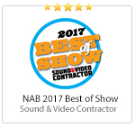 Best of Show 2017 Sound & Video Contractor