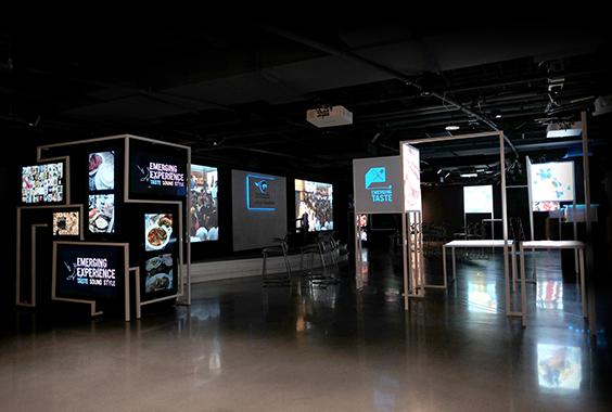 extron xtp systems fiber optics ensure visual excellence