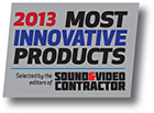 Most Innovative Products of 2013