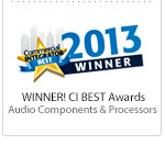 Most InAVative Commercial Audio Product (non loudspeaker) - Winner