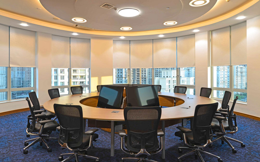 The flexibility and comprehensive capabilities built into XTP Systems made this integrated solution the best choice for Bayer's conference rooms.