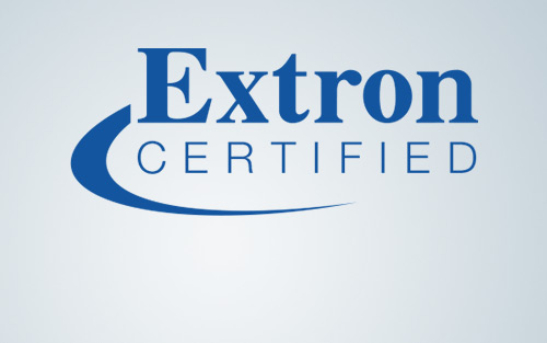 Extron XTP Certification