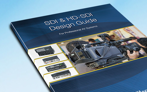 SDI & HD-SDI Design Guide